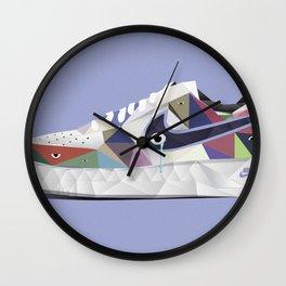 Sneaker's lover 2 Wall Clock