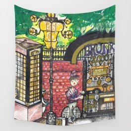 The Bronx Zooo Wall Tapestry
