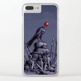 Harbinger Clear iPhone Case
