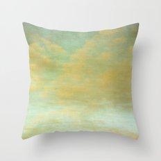 Deal Sky Throw Pillow