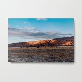 Utah VI - Across the Colorado River Metal Print