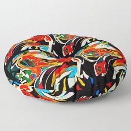 Coat of Arms Floor Pillow