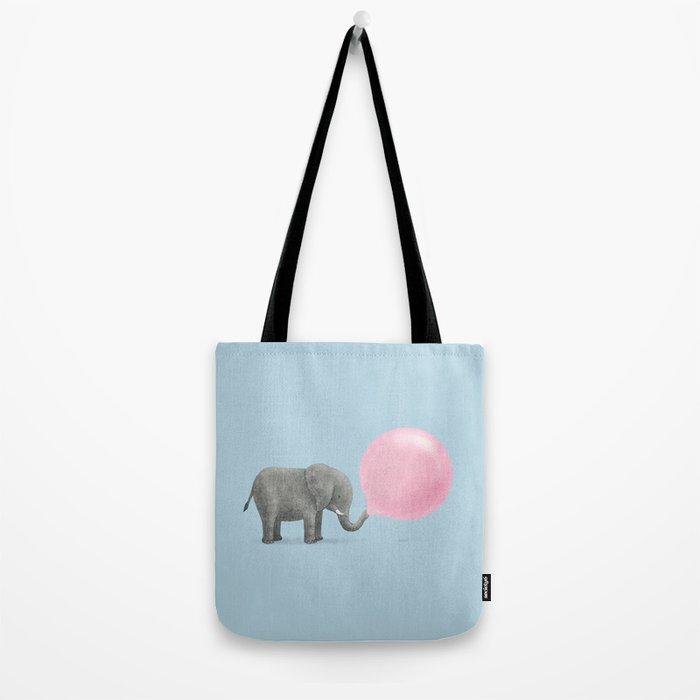 Jumbo Bubble Gum  Tote Bag