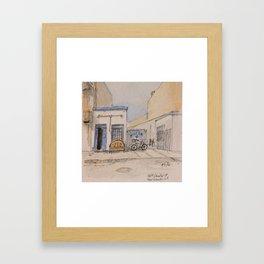 1209 Decatur St. Framed Art Print