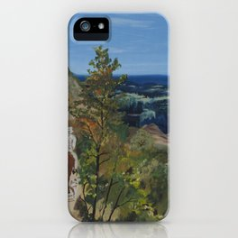 Mexico Tara Humara iPhone Case