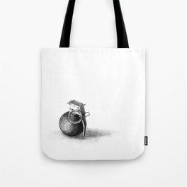 Grenade Tote Bag