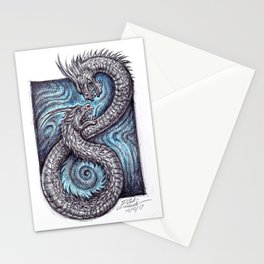 Amphisbaena Stationery Cards