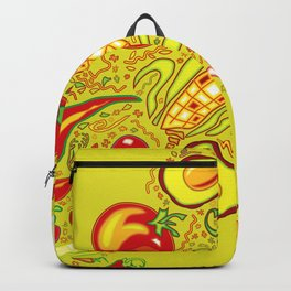 Southern Flavor / Mexico Backpack
