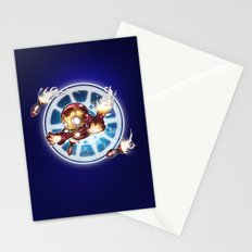 lil' Iron Dude Stationery Cards