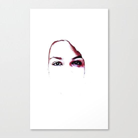 Say No Canvas Print