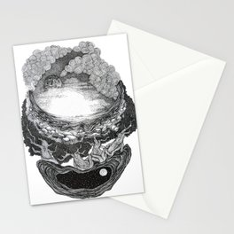 layers... Stationery Cards