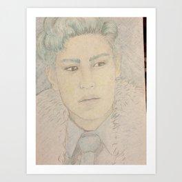 T.O.P. Art Print