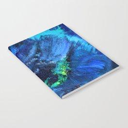 Blue Anemone Notebook