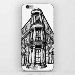 Gringotts Bank iPhone Skin