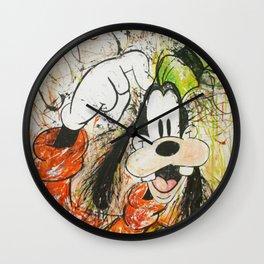 Goofy Wall Clock