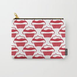 Red cupcakes Carry-All Pouch