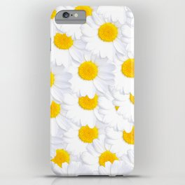Daisy cluster iPhone Case