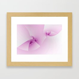 Roses for Benoit Framed Art Print