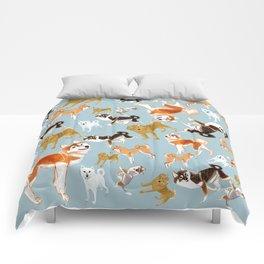 Japanese Dog Breeds Comforters