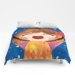 Woohoo! Comforters