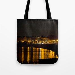 Reflections VI - Sea Of Fire Tote Bag