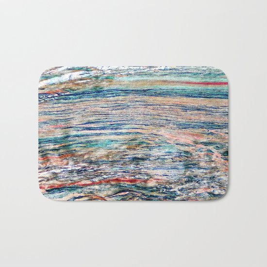 Colorful Mineral Bath Mat