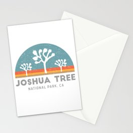 Joshua Tree National Park California Stationery Cards