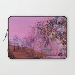Everette Mansion Laptop Sleeve