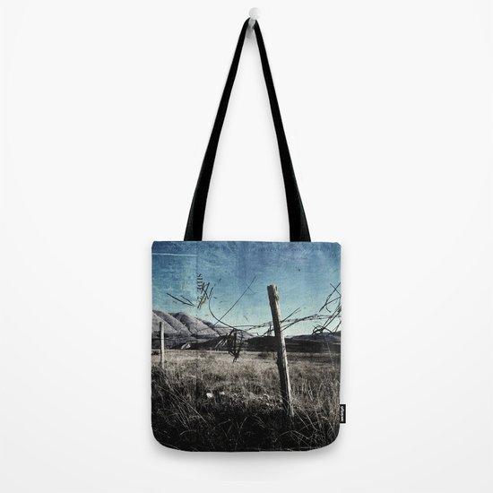 DRESSED LANDSCAPE  Tote Bag