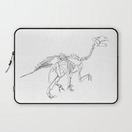 Iguanodon Laptop Sleeve