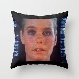 The Perfect Female Type Throw Pillow