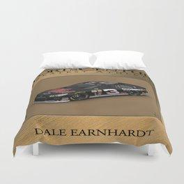 My #DaleEarnhardtSr Daytona win art. Duvet Cover