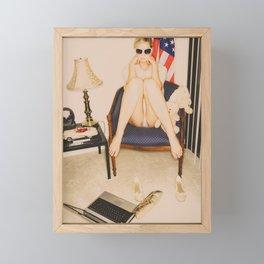 1929 Elisa Elisa Framed Mini Art Print