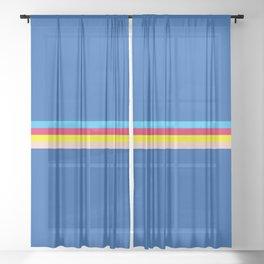 Tiamat Sheer Curtain