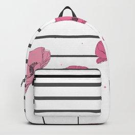 Aye, Poppy Backpack