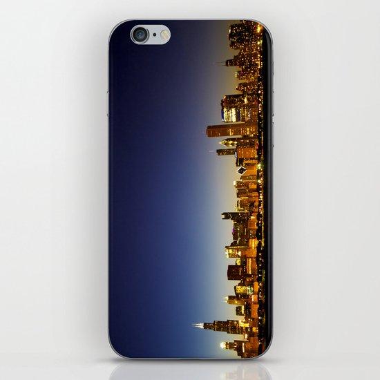 Chicago Sunset iPhone & iPod Skin