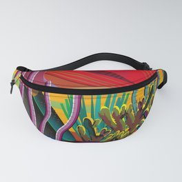 Love Mountain Fanny Pack