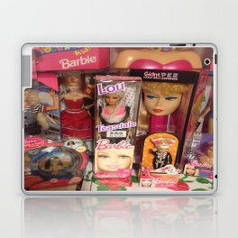 #BarbieLou with tomodachi  Laptop & iPad Skin
