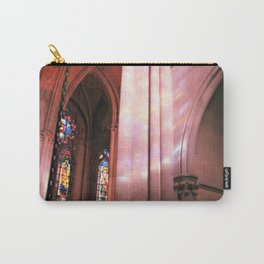 Glass Reflection Carry-All Pouch