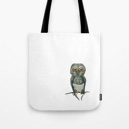Owl in Underpants Tote Bag