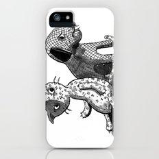 Gingham vs. Calico iPhone SE Slim Case