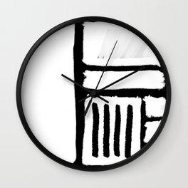 Orin III Wall Clock