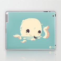 Adorable Octopus Battle Laptop & iPad Skin