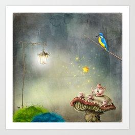 Dreamery Art Print