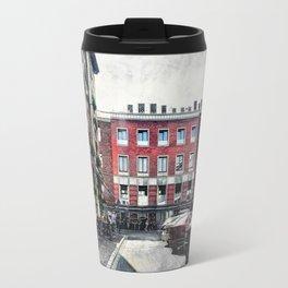 Cracow art 4 Kazimierz #cracow #krakow #city Travel Mug