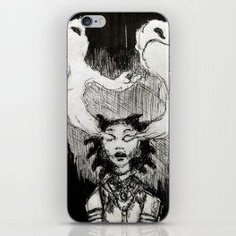 Love Resides iPhone Skin