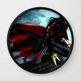 FFVII - Vincent Wall Clock