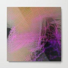Abstracted (F)Ractal Metal Print