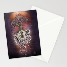 Time Perfusion Stationery Cards