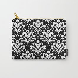 Art Deco Damask Classic Carry-All Pouch